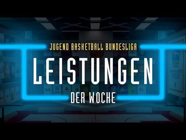 JBBL Leistungen der Woche - Playoffshero 1