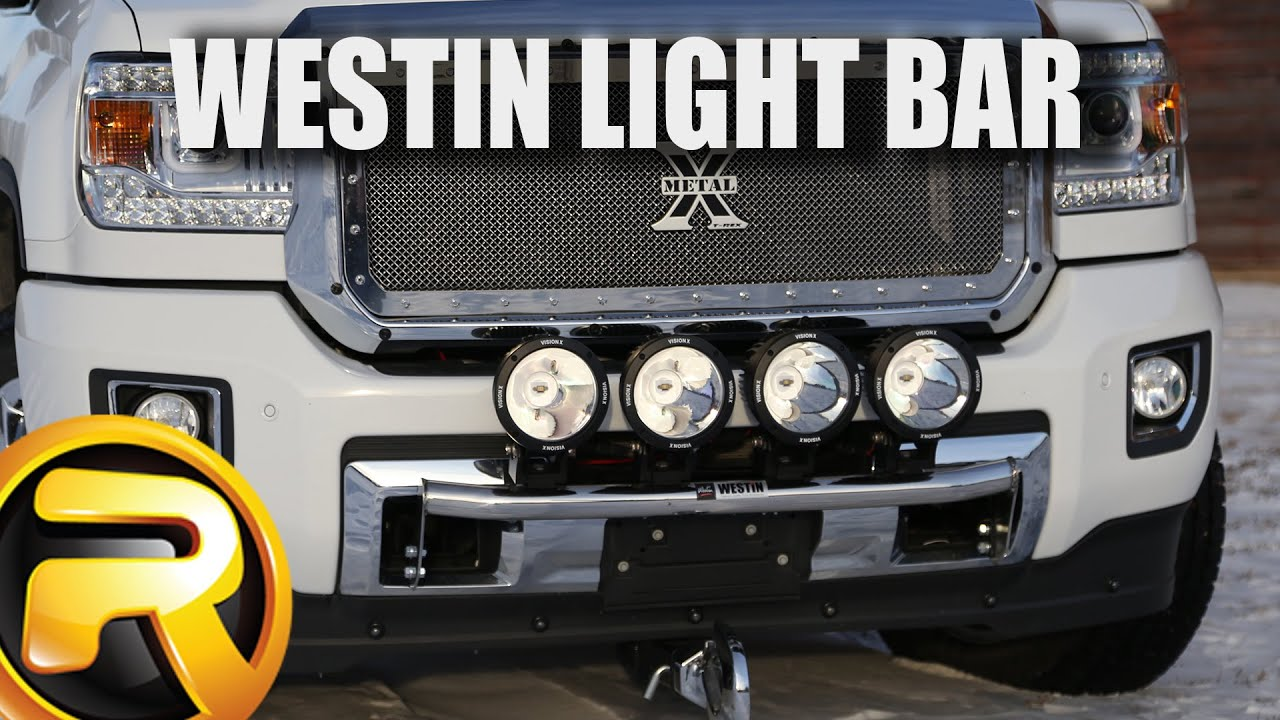 Westin off road light bar fast facts youtube westin off road light bar fast facts aloadofball Image collections