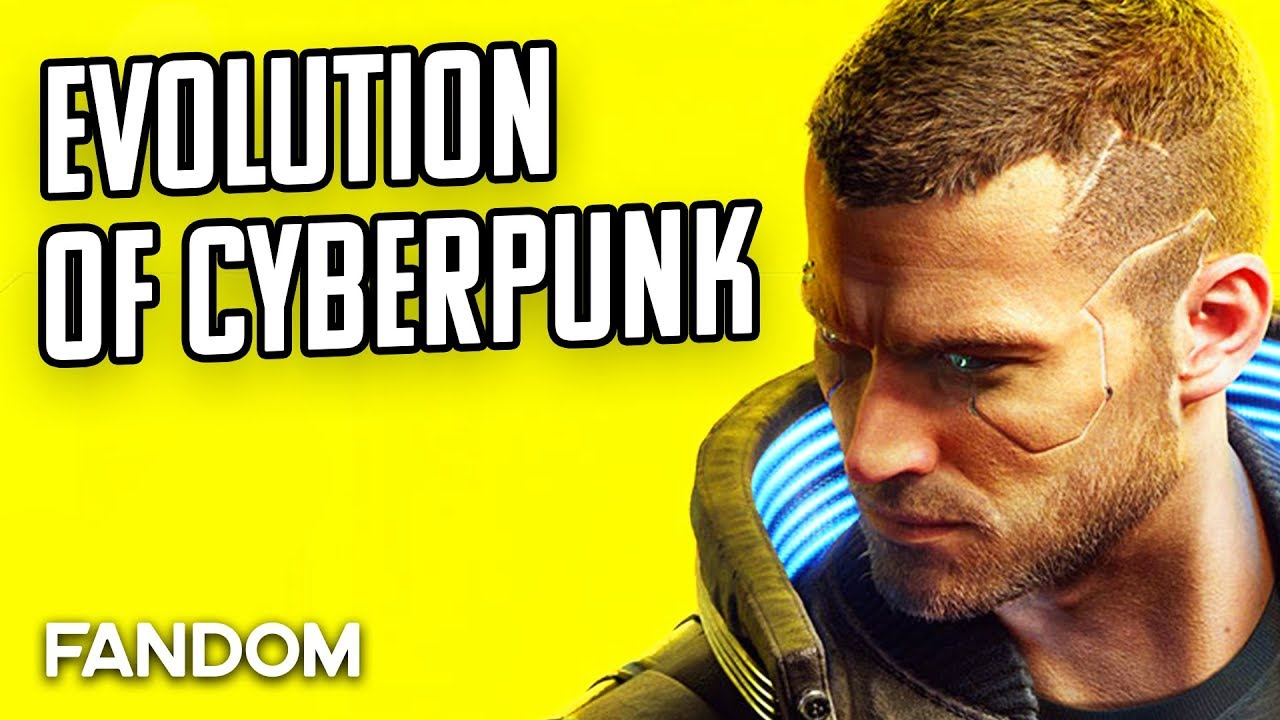 The Evolution of Cyberpunk [Cyberpunk 2077] thumbnail