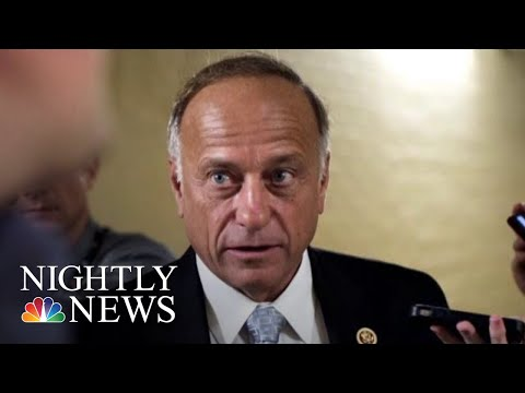 House Votes To Condemn Iowa GOP Rep. King's Racist Comments   NBC Nightly News