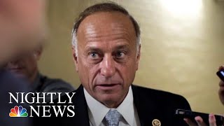 House Votes To Condemn Iowa GOP Rep. King's Racist Comments | NBC Nightly News