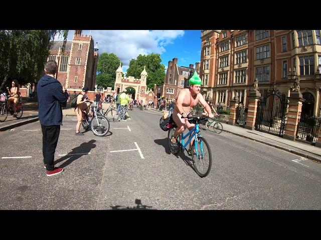 WNBR London 2019 - Lincoln's Inn Fields