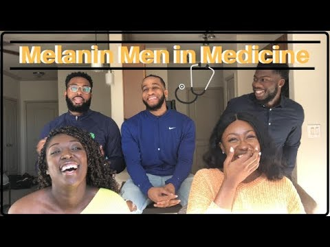 MEET PRESTON, IJEZIE, AND RILWAN | MELANIN MEN IN MEDICINE