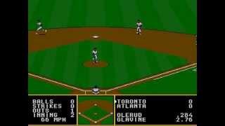 Tony La Russa Baseball ... (Sega Genesis)