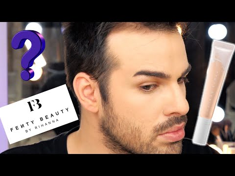 PREMIERE VIDEO, PREMIERE REVUE : Fenty Beauty Pro Filt'r Foundation ! thumbnail