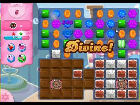 Candy Crush Saga 2944 no booster