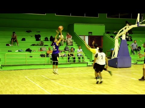 Game Highlights: Tim Seleksi POPWIL Jakarta vs Universitas Trisakti!