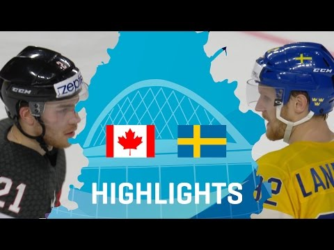 Canada - Sweden | Highlights | #IIHFWorlds 2017