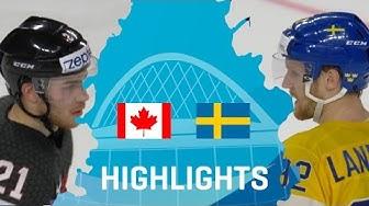 Canada - Sweden   Final   Highlights   #IIHFWorlds 2017
