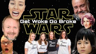 It's Over Lucasfilm, We Have The High Ground - SJW STAR WARS IS DEAD