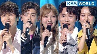 Yu Huiyeol's Sketchbook -  Eric Nam, Wendy(Red Velvet), Jung Dongha, Vromance, etc [ENG/2018.04.28]