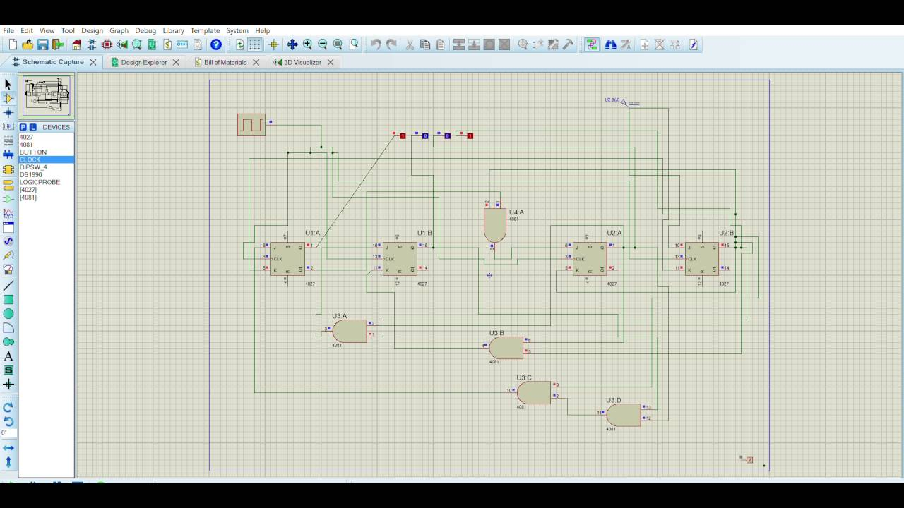 New Project Proteus 8 Professional Schematic Capture 15 08 2016 13 ...