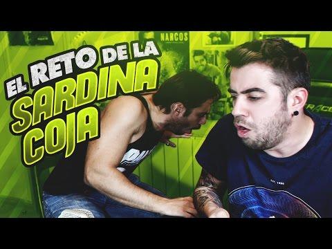 EL RETO DE LA SARDINA COJA CON AuronPlay