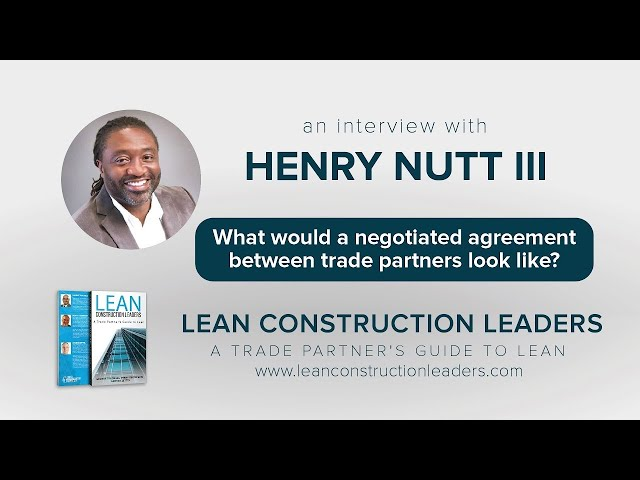 What would a negotiated agreement between trade partners look like?