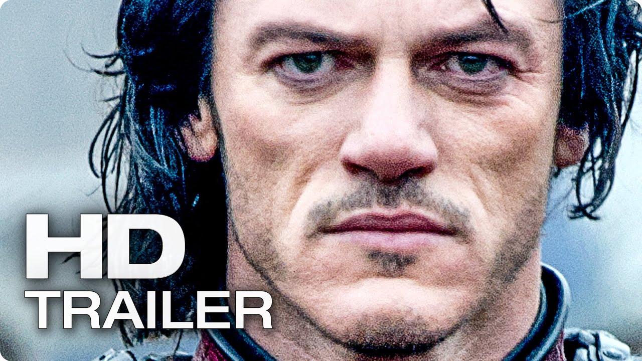 Dracula Untold Trailer 2 Deutsch German 2014 Hd Youtube