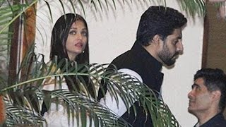 Aishwarya Rai's GRAND Birthday Bash In Jalsa