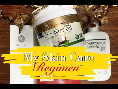 My Skin Care Regimen: Using All Natural Products