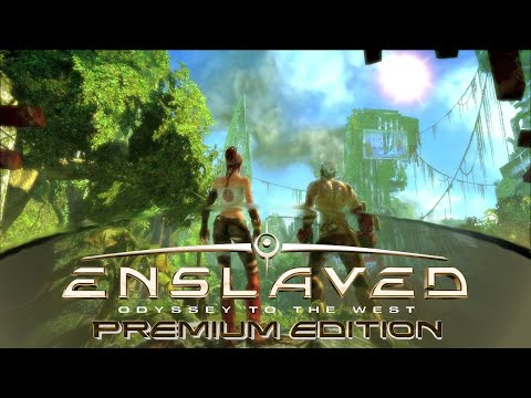 [P1] Lets play Enslaved Odyssey to the West - Transport Ship