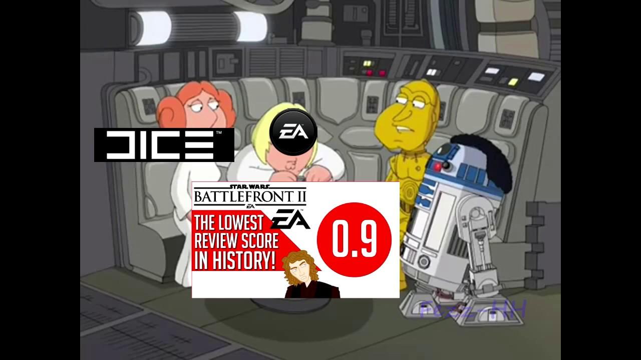 Unilad Aming Ea Confirm Star Wars Battlefront 2 Trailer Coming On