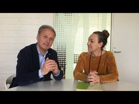 Rikke Kristine, AAU/CBS og Christian, Mobilize, fortæller om AOM
