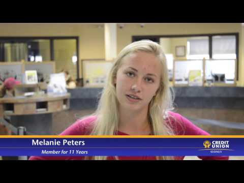Sydney Credit Union Member Moments - Melanie Peters