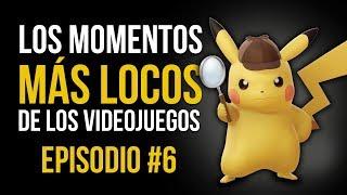 Los MOMENTOS MÁS LOCOS de los VIDEOJUEGOS #6