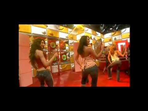 Girls Aloud  Long Hot Summer BBC Smile 2005