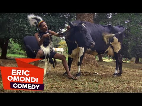 Eric Omondi - Sang'ombe SALOME REMIX [Skiza 8540164 ]