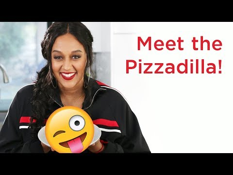 Tia Mowry's Quesadillas 3 Ways | Quick Fix
