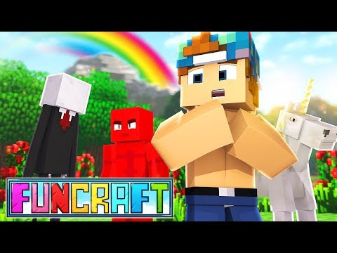 WELCOME TO FUNCRAFT!   FunCraft #1