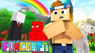 WELCOME TO FUNCRAFT! | FunCraft #1...
