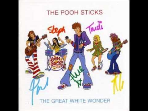 THE POOH STICKS - YOUNG PEOPLE (THE GREAT WHITE WONDER)