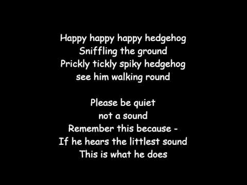 The Hedgehog Song