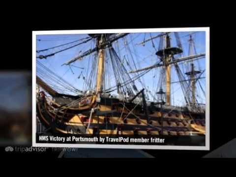HMS Victory - Portsmouth, Hampshire, England, United Kingdom