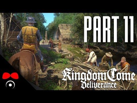 CHLASTAČKA S FARÁŘEM!   Kingdom Come: Deliverance #11