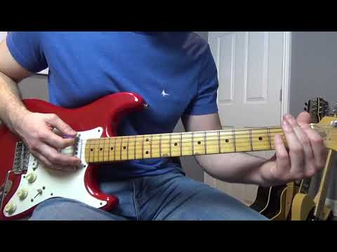 Jimi Hendrix Voodoo Chile Intro(NOT Voodoo Child (Slight Return)) Guitar Lesson Bite Sized Blues