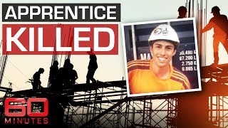Teen Crushed To Death In Construction... @ www.StoryAt11.Net