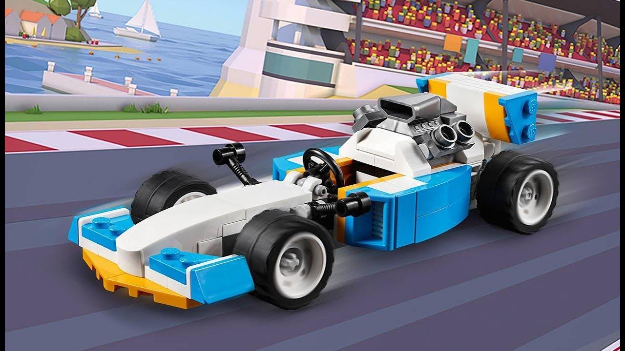 LEGO Creator Ultimative Motor-Power günstig kaufen 31072