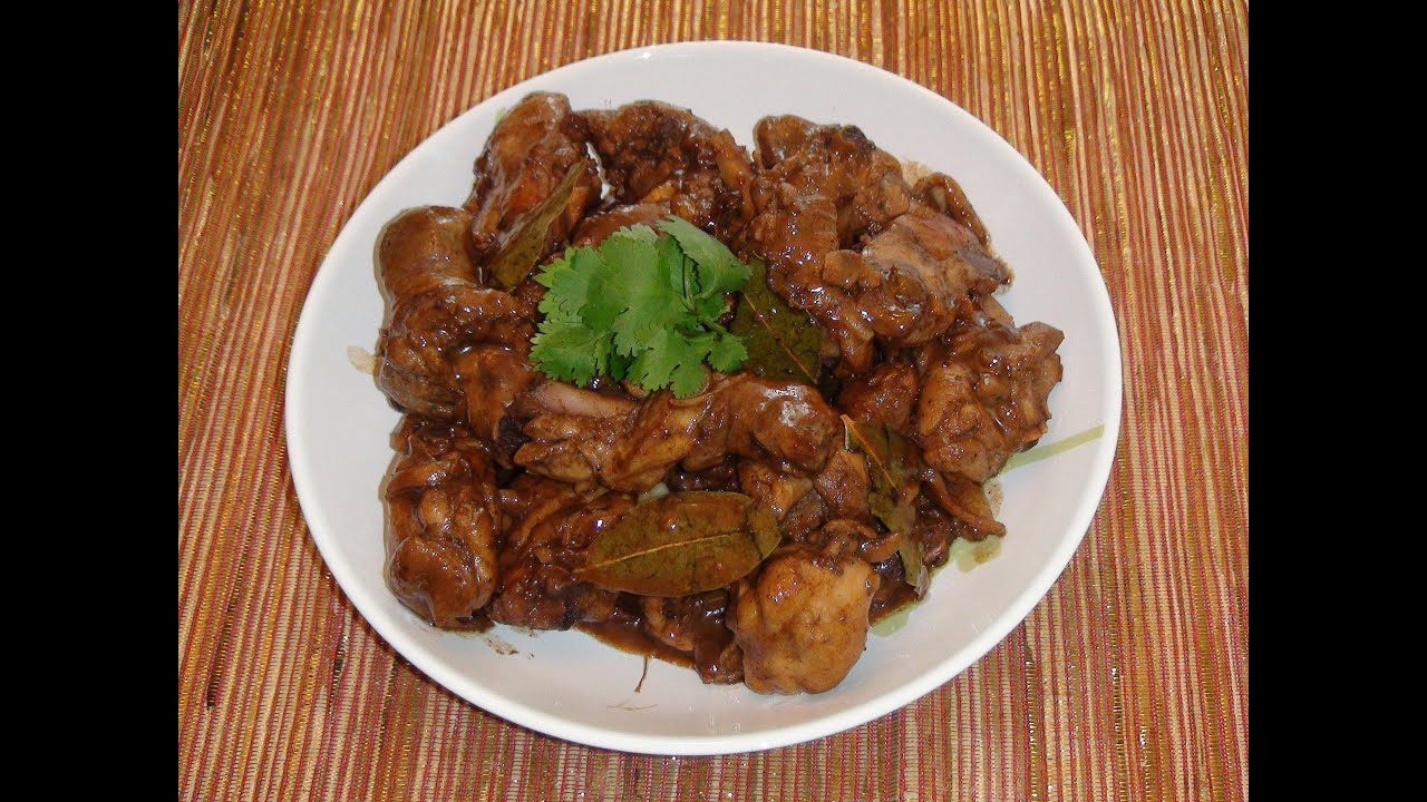 Chicken Adobo Recipe Dishmaps