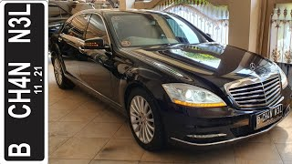 In Depth Tour Mercedes Benz S300 [W221] Facelift (2011) - Indonesia