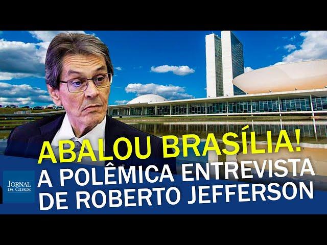 sddefault Exclusivo: A entrevista mais polêmica de Roberto Jefferson promete abalar Brasília (veja o vídeo)