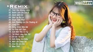 Tình Yêu Khủng Long Remix  💋 Đánh Mất Em Remix  💋 Gác Lại âu Lo Remix 💋 EDM WRC Remix Nhẹ Nhàng