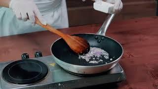 أسهل طرق عمل اللحم بحليب جوز الهند