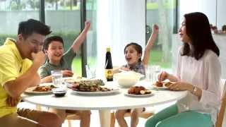 Heinz ABC Kicap Manis TVC 2015 Dinner Disaster
