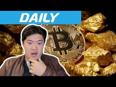 Daily: Crypto Starts BLEEDING / Bitcoin Gold Sell-off?