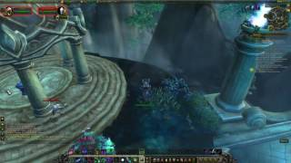 Tapping the Leylines - World of Warcraft