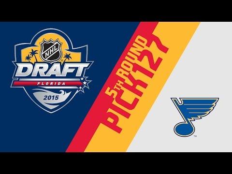 Niko Mikkola drafted by St. Louis Blues (NHL Draft)