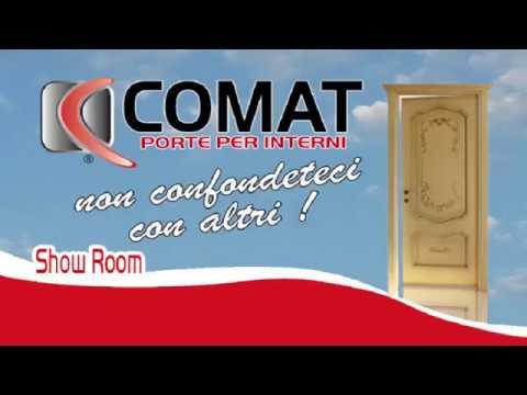 Comat Porte Per Interni.Italyra Comat Porte Misterbianco Youtube