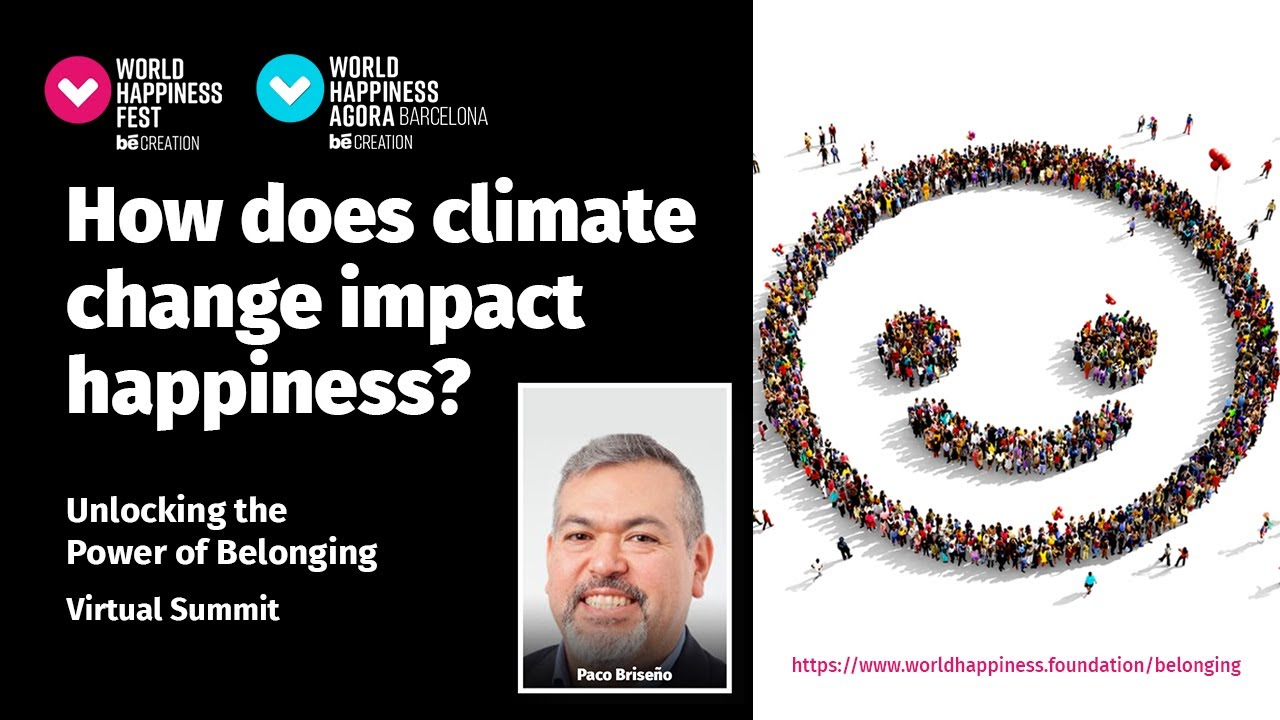 How does climate change impact happiness? 1.0