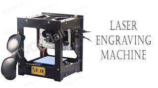 DK-8 Pro-5 500mW USB DIY Desktop Laser Engraver Engraving Machine Printer - TVC Mall